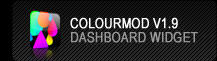 ColourMod - Dashboard Widget Information